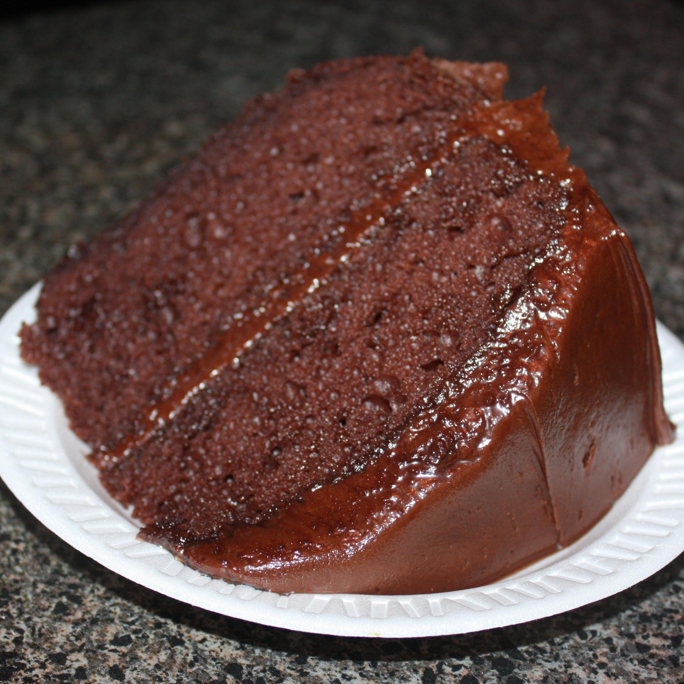PORTILLOS CHOCOLATE CAKE - Durmes Gumuna