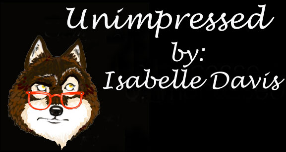 Unimpressed by isabelle davis