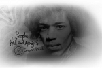 Jimi Hendrix: People Hell & Angels