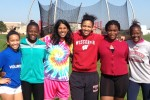girls track qualifiers