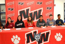 West Student Athletes Commit