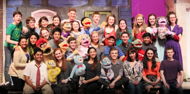 NW Theatre Sets the Bar High with Avenue Q