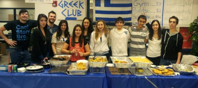Greek Day in the IRC Highlights Greek Culture