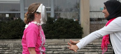 Last Day of Pie-In-The-Face Voting