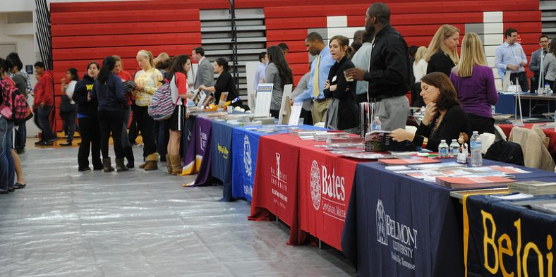 Exploring College Options Night for Sophomores and Juniors to be Held Tomorrow