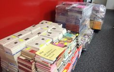 Textbook Center Book Returns to Take Place