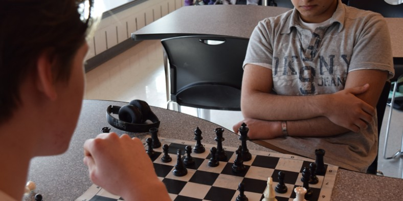 Chess Team Makes the Right Moves at State