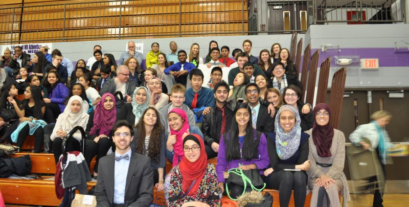 Niles West Students Compete at Regional Science Fair