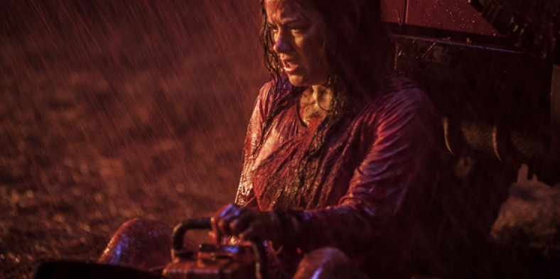"Groovy: ""Evil Dead"" Burns, Buries, and Dismembers its Way to the Top"