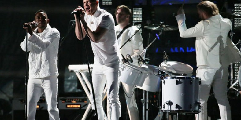 Imagine Dragons Night Visions Tour is a Night to Remember