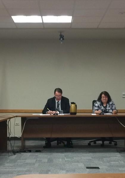 School Board, Gatta and Heintz Reach Separation Agreements