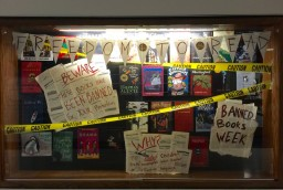 IRC Hosts Banned Books Week