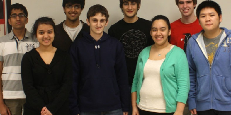 Math Team Places at State