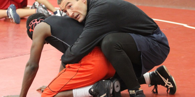 Boy's Varsity Wrestling Preview