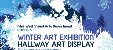 Annual Winter Art Show Moved to Hallway Exhibition