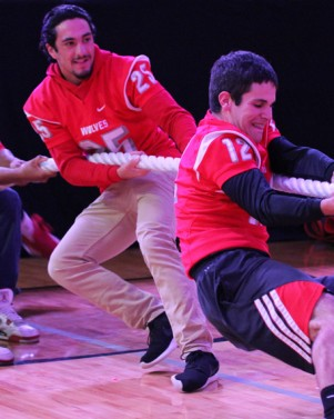 Photos: Homecoming Pep Assembly 2015