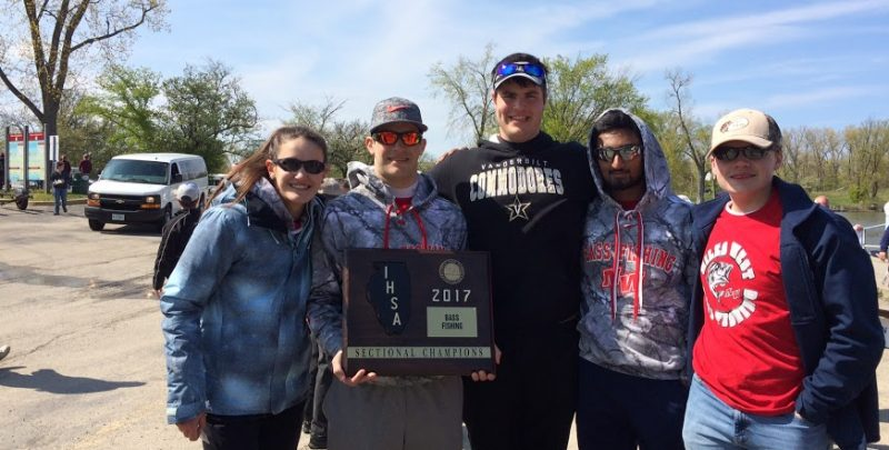 Niles West Bass Fishing Team Qualifies for State