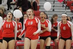 Varsity Girls Volleyball: A Chance at History