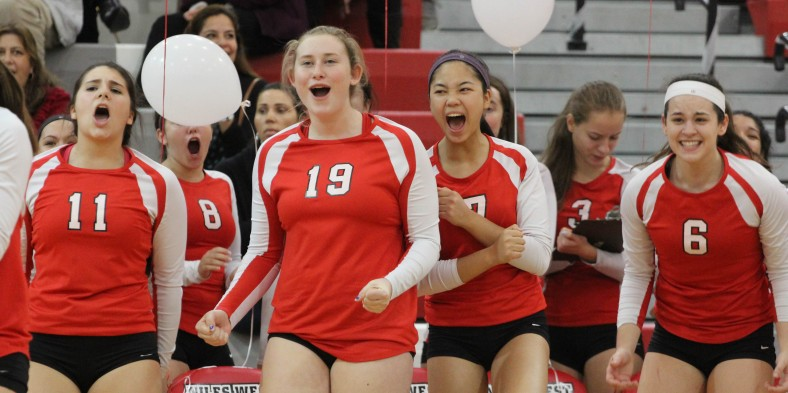 Varsity Girls Volleyball: A Chance at History