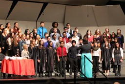Fall Choir Concert to be Held Tomorrow