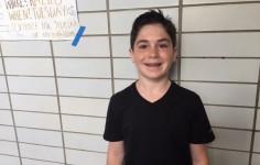 Freshman Friday: Will Peiser