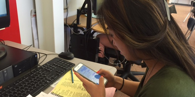 Cell Phones in Class: An Aid or a Distraction?