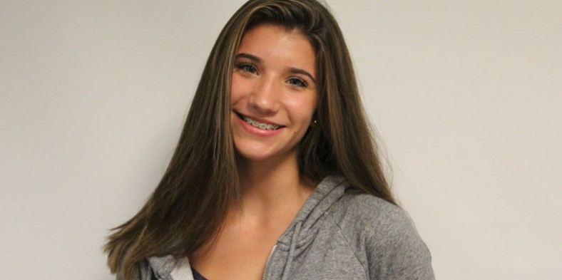Freshman Friday: Natalia Pehar