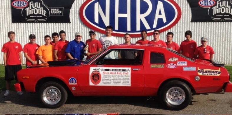 Autos Club No Longer Allowed to Race