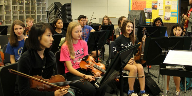 Fall Orchestra Concert to Hit the Stage