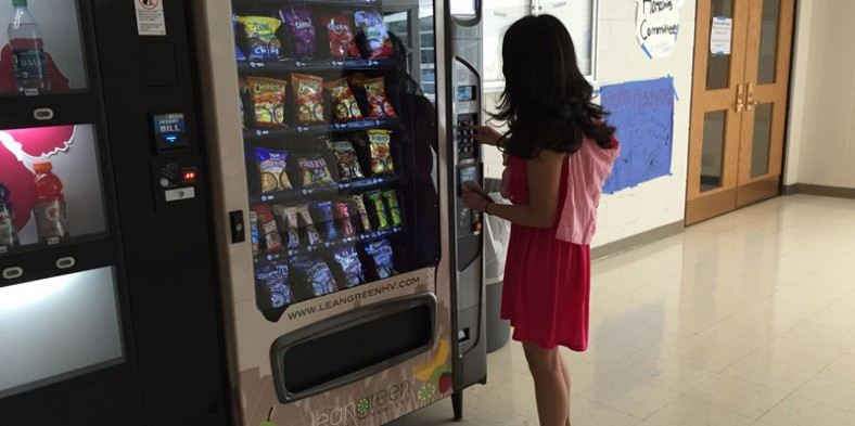 Vending Machine Prices Increase