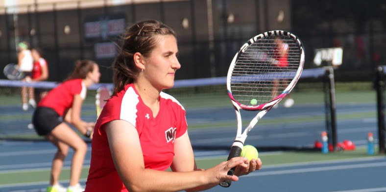 Q&A With Tennis Sensation: Anna Chlopecki
