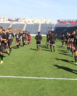 Photos: Boys Soccer: West vs North @ Toyota Park