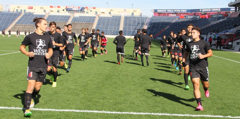 Photos: Boys Soccer: West vs North @ Toyota Park
