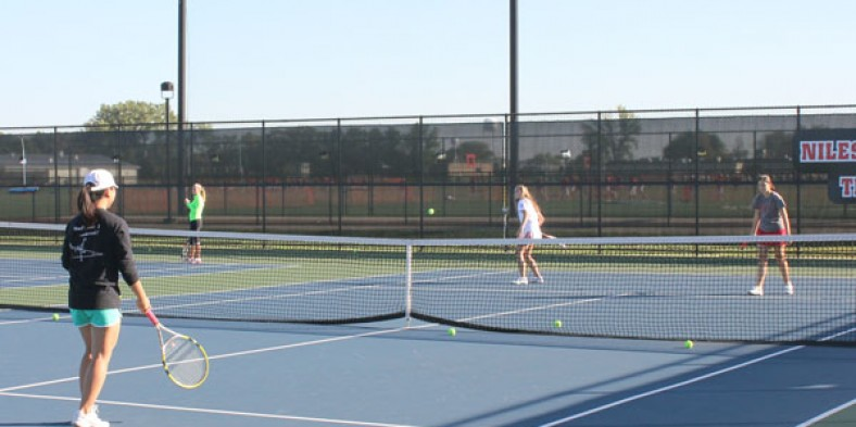 Keeping Up With Girls Tennis: Kirov, Park and Sabou Prepare for State