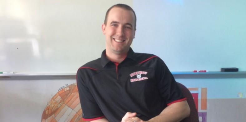 Teacher Appreciation Week: Thank You Mr. Braheny