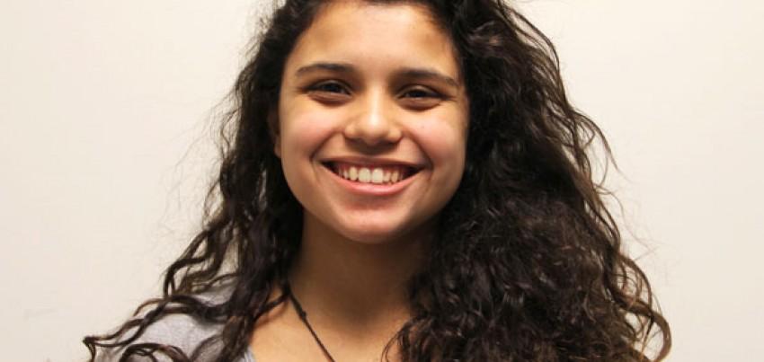 Audio: Rita Carmona Recites POL Poem