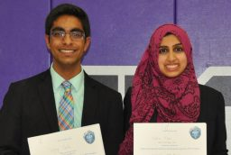 Two West Students Selected to Compete at International Science Fair