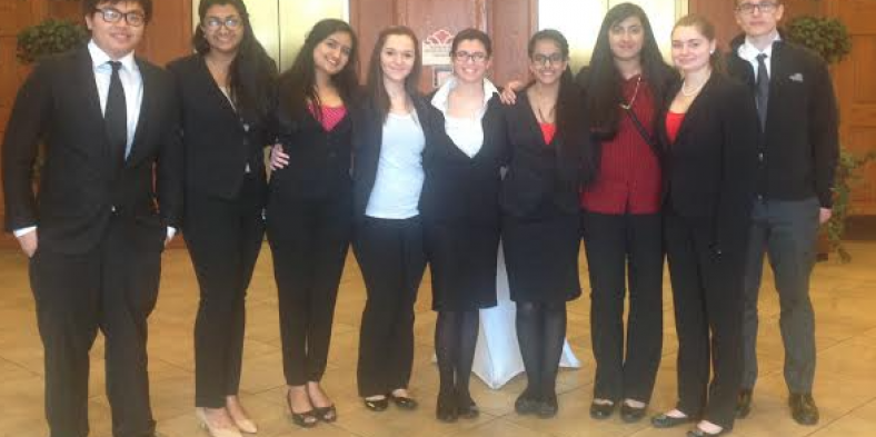 Clubs Goin' Up at West: Mock Trial