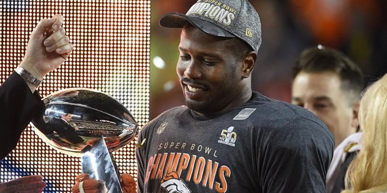Super Bowl 50: Denver Broncos Victorious