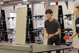 Clubs Goin' Up at West: Ping Pong Club