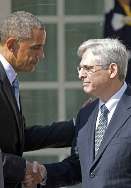 Merrick Garland to Speak at Niles West Graduation