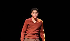 Meet Me in a Minute: Anthony Saldana