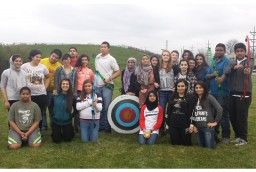 Clubs Goin' Up at West: Archery Club