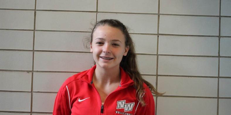 Freshmen Friday: Ashley Dyer