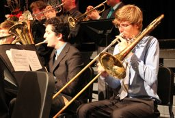 Annual Fall Band Concert To Be Held Tomorrow