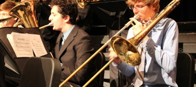 Jazz Band Concert to be held Tuesday
