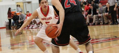 Varsity Basketball Falls to Maine South