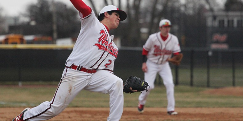 Varsity Baseball: West vs. Wheeling