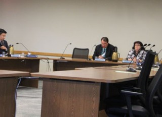 School Board Holds Special Meeting