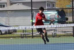 Boys Tennis Update